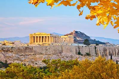 Rome and Athens Twin Centre Holiday